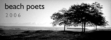 Beach Poets Series - Loyola Beach, Chicago - Click Here To Learn More! -