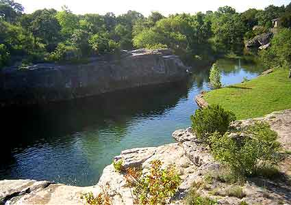 The Quarry - Photo by George Wallace