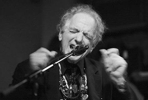 "David Amram ""Keeoing The Flame Alive"" at HowlFest 2004! - Click Here To Learn More about David Amram and Jack Kerouac! - Phot by Jeremy Hogan.."