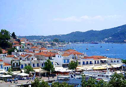 - View Photos From Skiathos by Linda Graham -