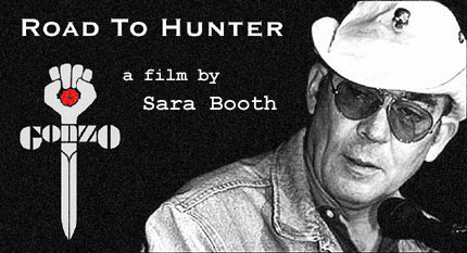 Sara Booth's new film, Road To Hunter. - Click Here To Learn More! -