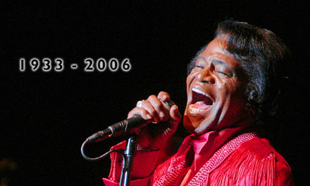 """The Godfather of Soul,"" James Brown! - Click Here and JAM to ""Living In America!"""