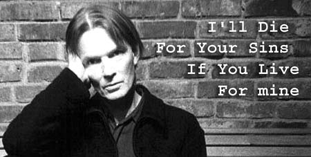 NYC author, poet, autobiographer, and punk musician, Jim Carroll  - Click Here To Learn More About Jim Carroll at catholicboy.com.