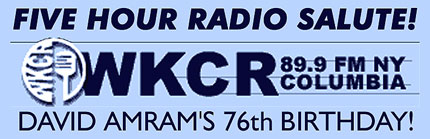 Click Here to Lean More About WKCR!