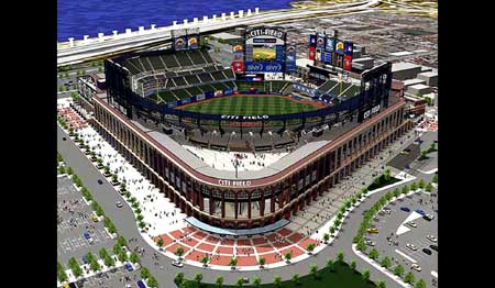 Click Here To Learn More About Citi Field the new home of the New York Mets!