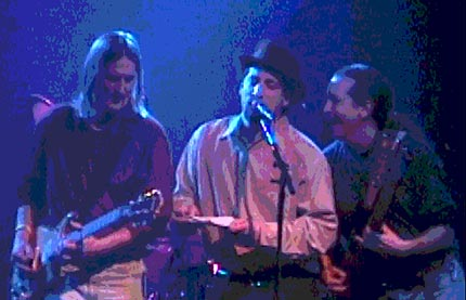 Scott Murawski, Frank Messina and John Rider Thanksgiving Eve 2001 at The Webster Theatre in Hartford, Conn! - Click Here to View The Video!