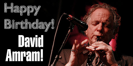 Click Here and join us at the Insomniacathon On-Line! David Anram 79th Birthday Party!