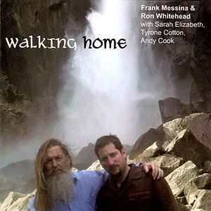 "Get your own CD of ""Walking Home""Click Here!"