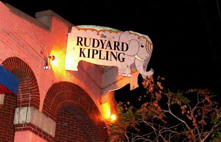 Rudyard Kipling louisville