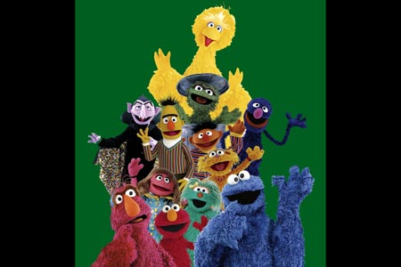 Sunny Day, Everything's A Okay! - Sesame Street Turns 40! - Click Here and Join The Celebration at Muppet Central!