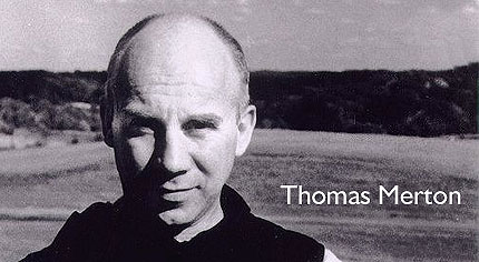 Thomas Merton - (1915-1968) Theologian, poet, author and social activist - Click Here To Learn More and Light a Candle.