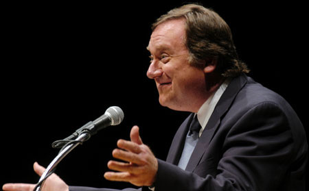 Veteran journalist and Author, Tim Russert - 1950-2008 - Click Here To Learn More.