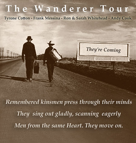 Click Here to Learn More about The Wanderer Tour.